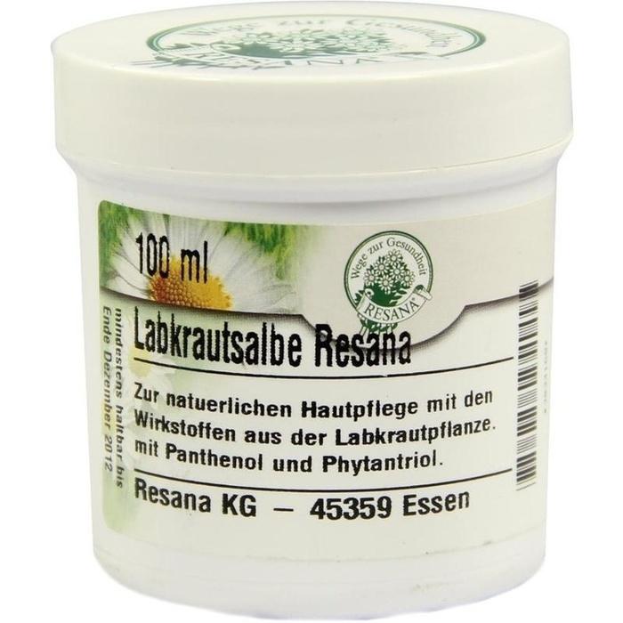 LABKRAUT Salbe 100 ml - Lippenpflege - Haut
