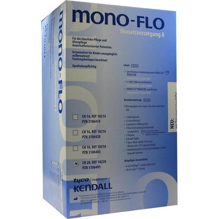 MONOFLO Plus Monatsversorgung Kompakt Set A Ch 20
