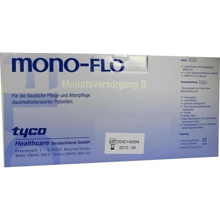 MONOFLO Plus Monatsversorgung Kompakt Set B Ch 14