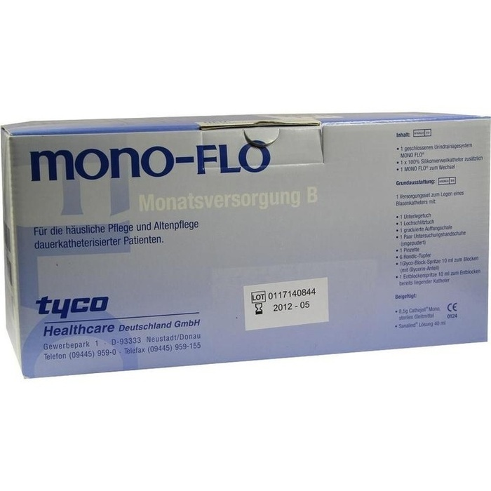 MONOFLO Plus Monatsversorgung Kompakt Set B Ch 18