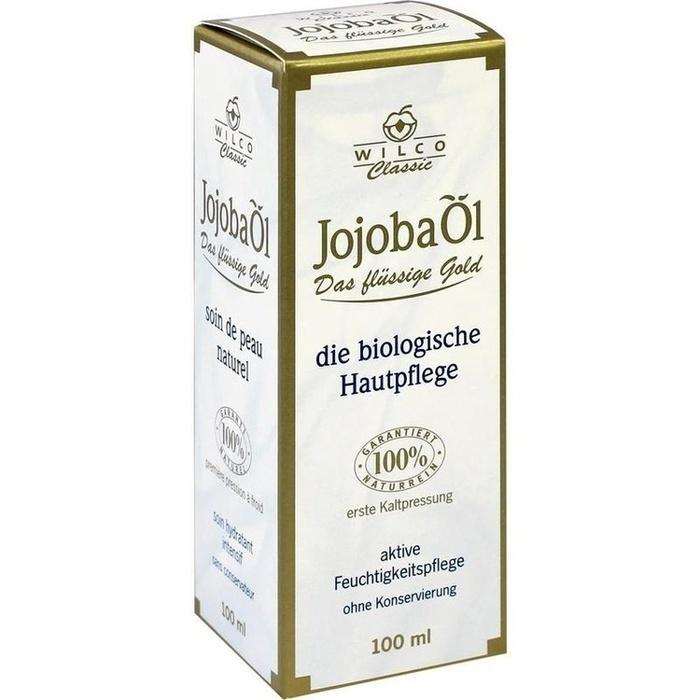 JOJOBA ÖL 100% Wilco Classic