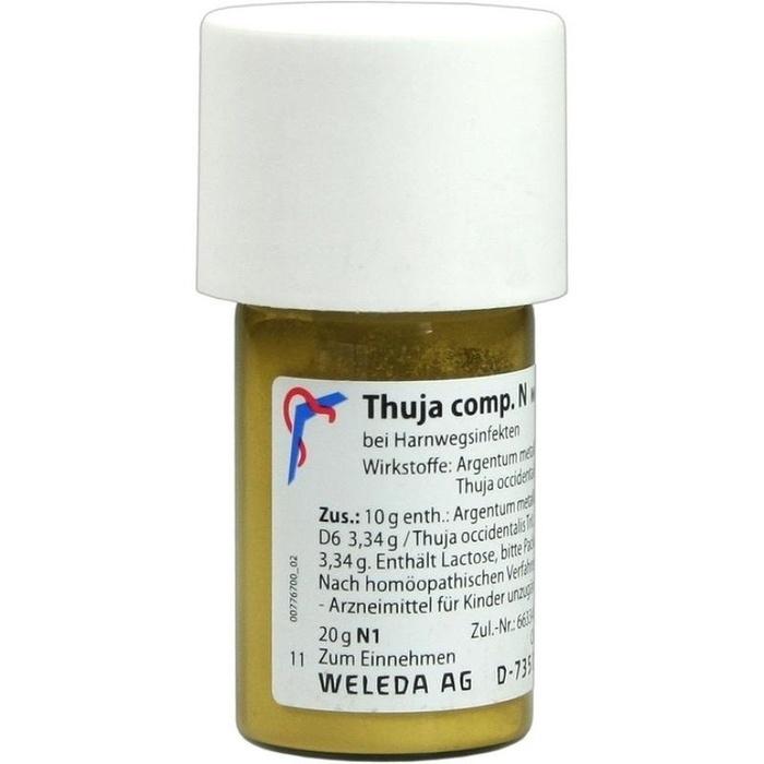 THUJA COMP.N Trituration