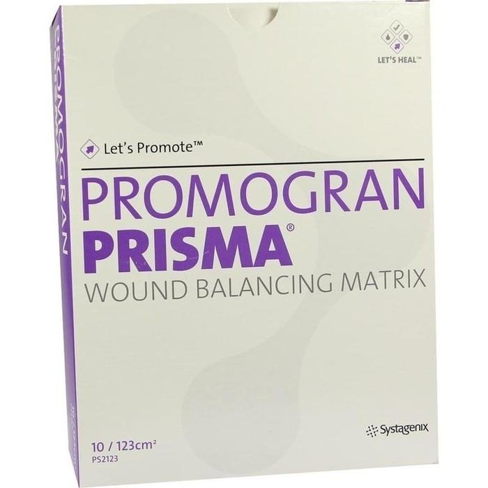 PROMOGRAN Prisma 123 qcm Tamponaden
