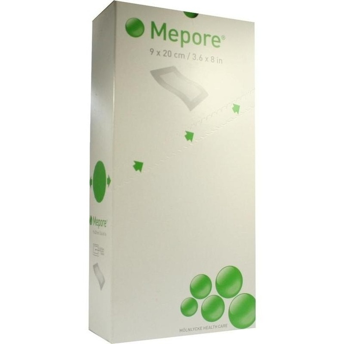 MEPORE Wundverband steril 9x20 cm