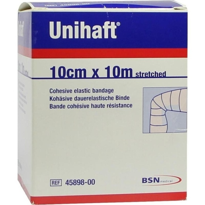 UNIHAFT Idealbinde 10 cmx10 m