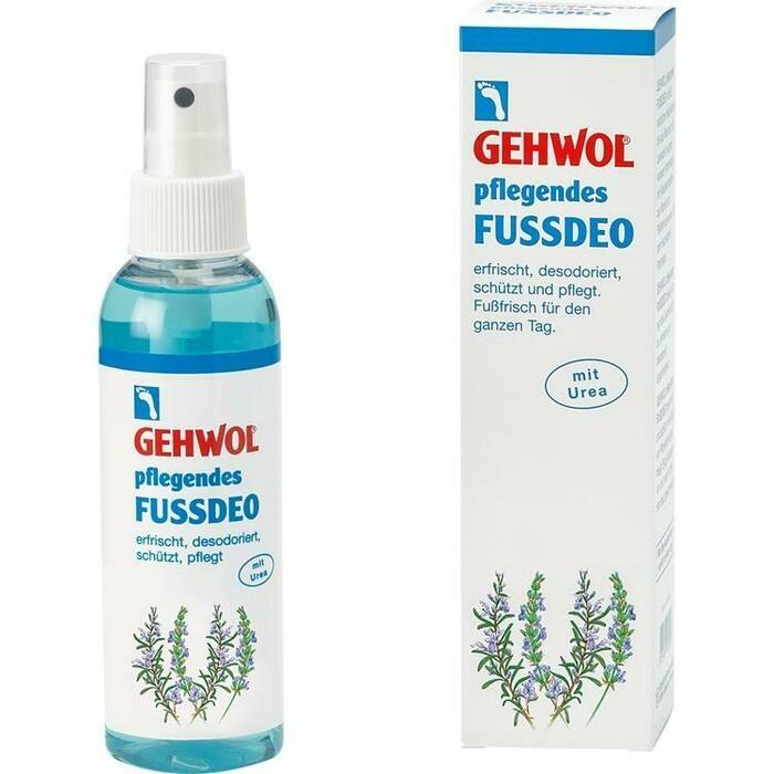 GEHWOL pflegendes Fußdeo Pumpspray