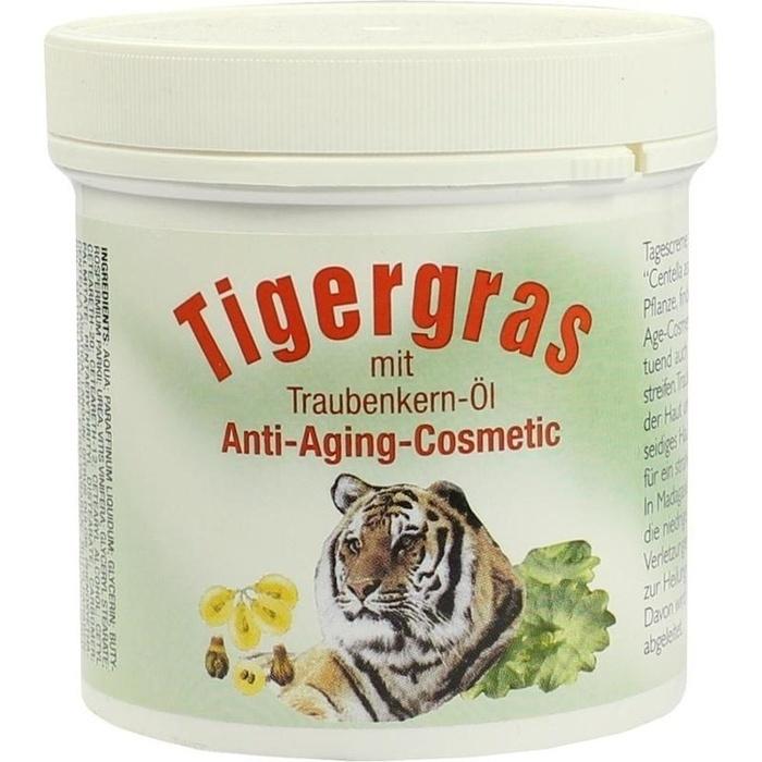 TIGERGRAS Creme m.Traubenkernöl