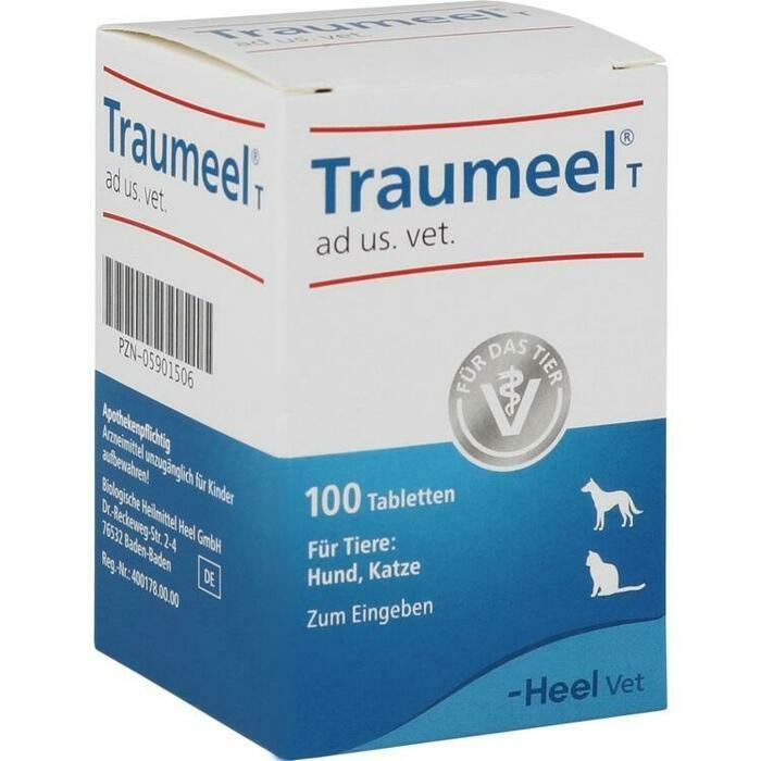 TRAUMEEL T ad us.vet.Tabletten