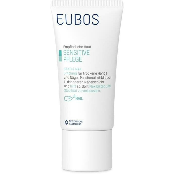 EUBOS SENSITIVE Hand & Nail Creme sens.Haut