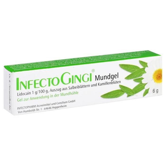 INFECTOGINGI Mundgel
