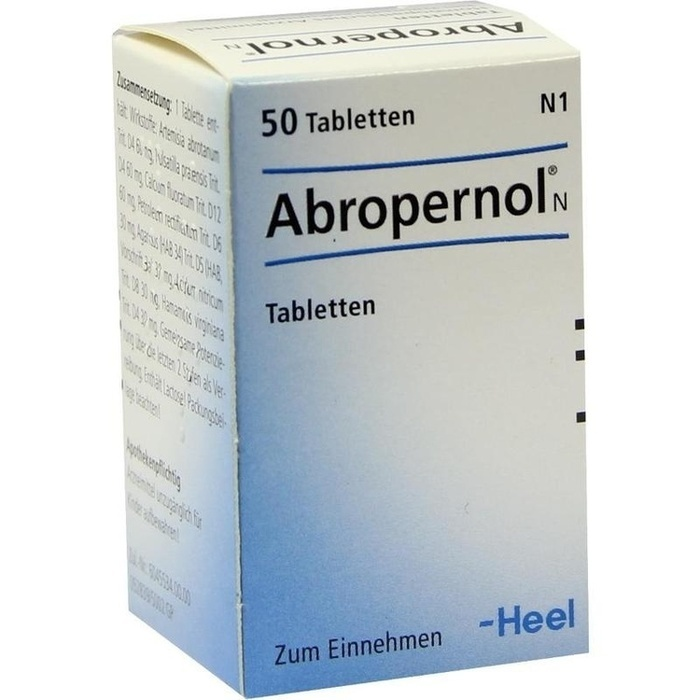 ABROPERNOL N Tabletten