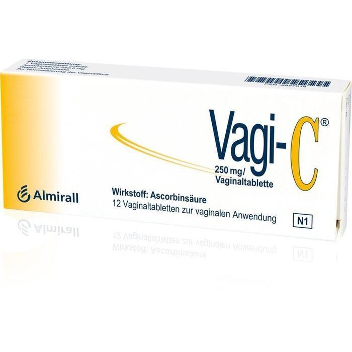 VAGI C Vaginaltabletten