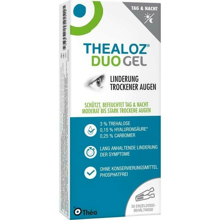 THEALOZ Duo Augengel