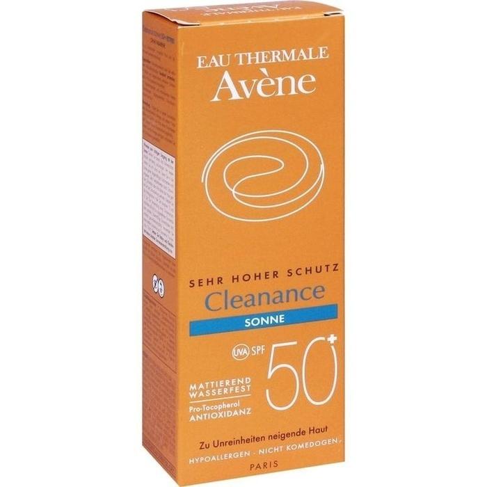 AVENE Cleanance Sonne SPF 50+ Emulsion