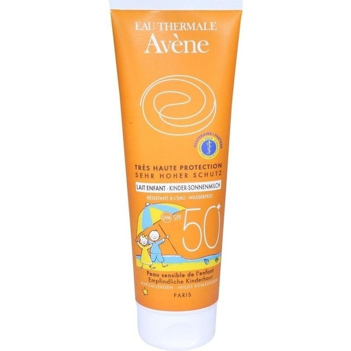 AVENE SunSitive Kinder Sonnenmilch SPF 50+