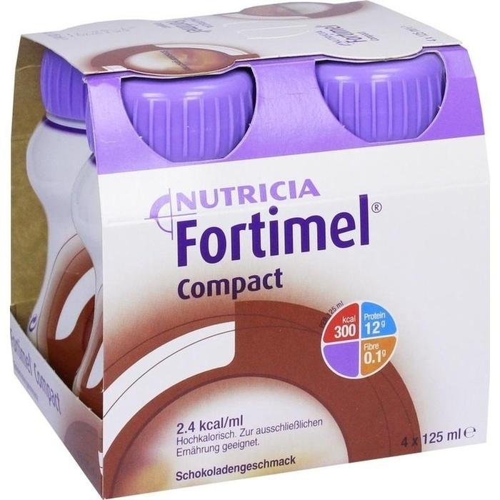 FORTIMEL Compact 2.4 Schokoladengeschmack