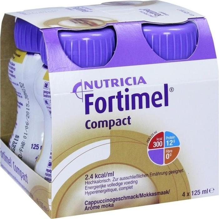FORTIMEL Compact 2.4 Cappuccinogeschmack