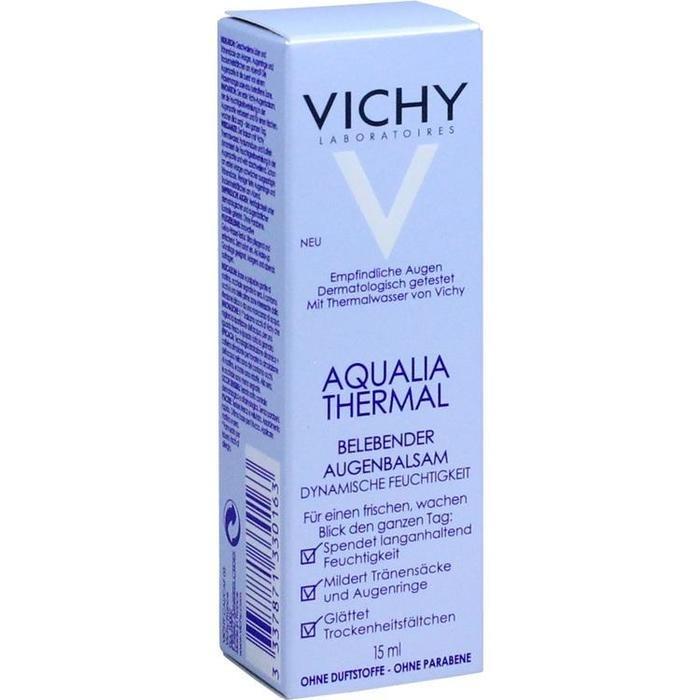VICHY AQUALIA Thermal belebender Augenbalsam