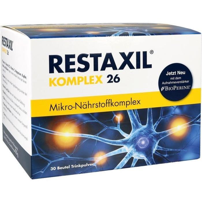 RESTAXIL Komplex 26 Pulver