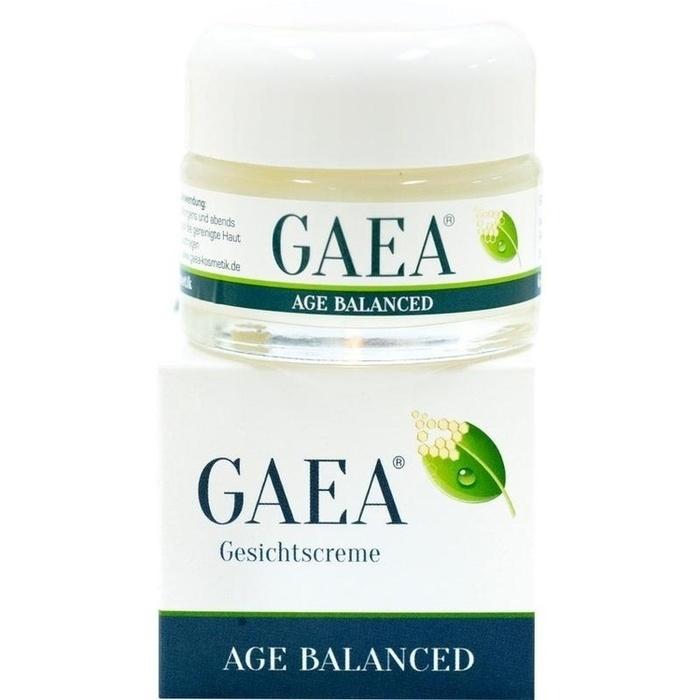GAEA Age Balanced Gesichtscreme