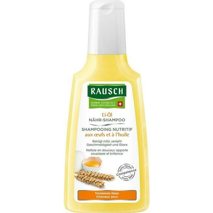 RAUSCH Ei Öl Nähr Shampoo