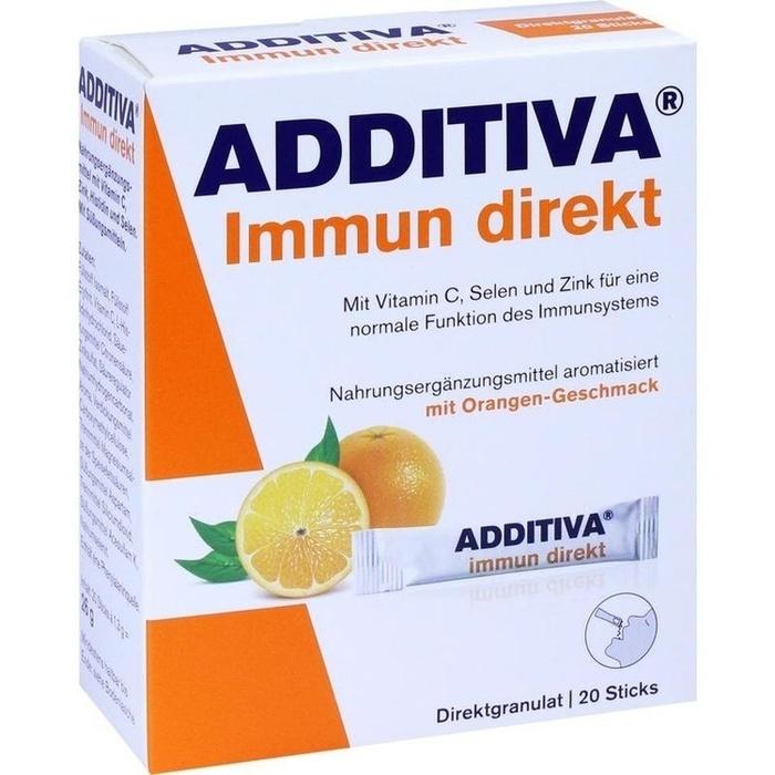 ADDITIVA Immun direkt Sticks
