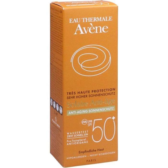 AVENE SunSitive Anti-Aging Sonnenemulsion SPF 50+