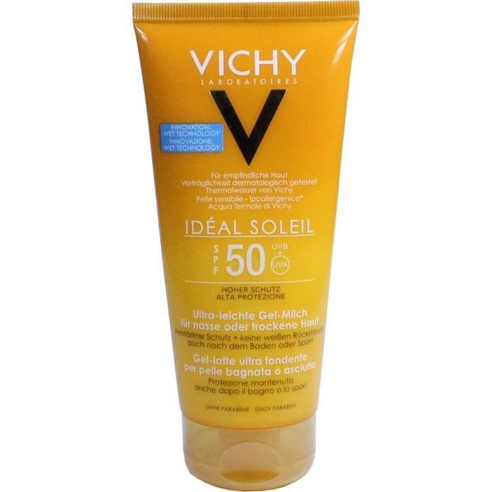 VICHY IDEAL Soleil WET Gel-Milch LSF 50