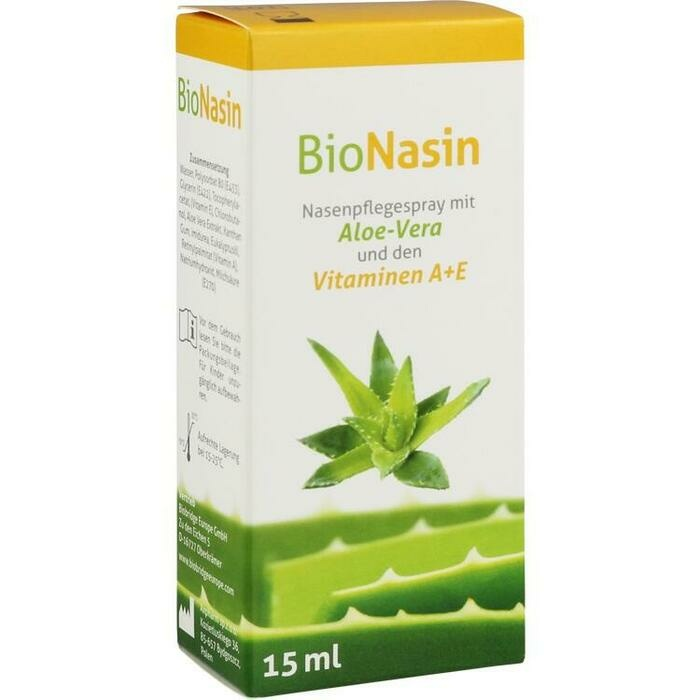 BIONASIN Nasenpflegespray