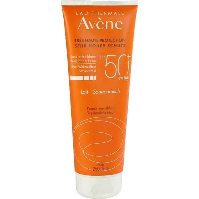 AVENE SunSitive Sonnenmilch SPF 50+