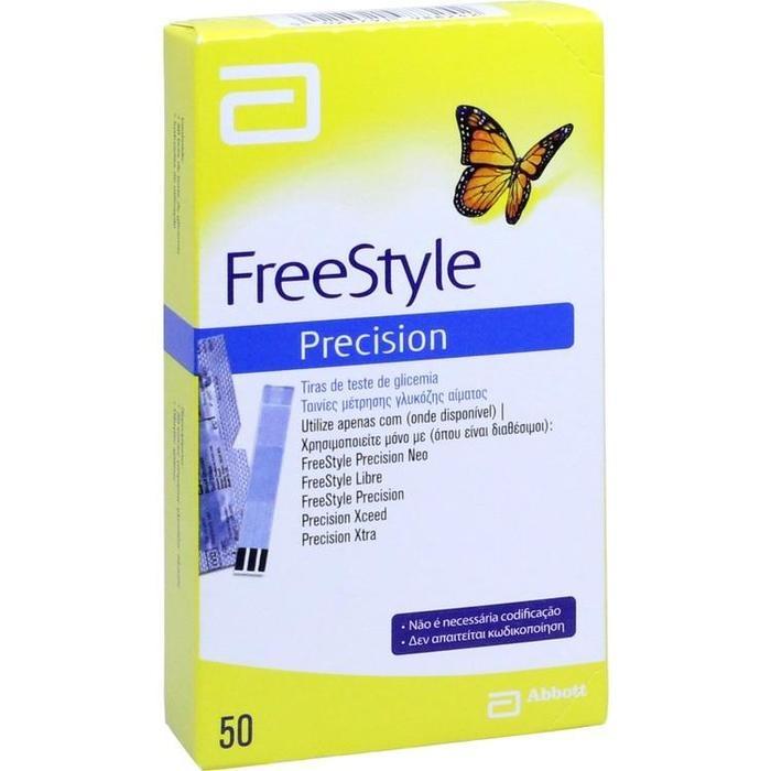 FREESTYLE Precision Blutzucker Teststr.o.Codierung