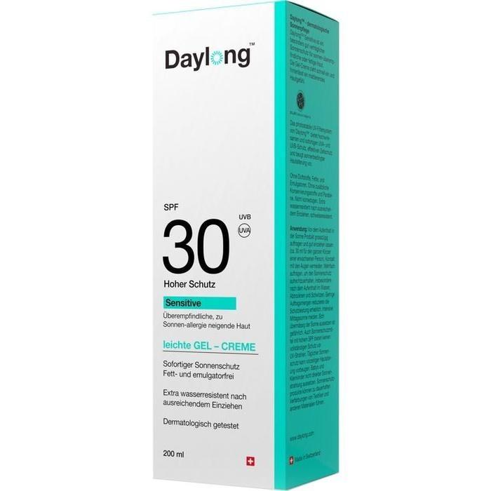 DAYLONG Gel-Creme SPF 30