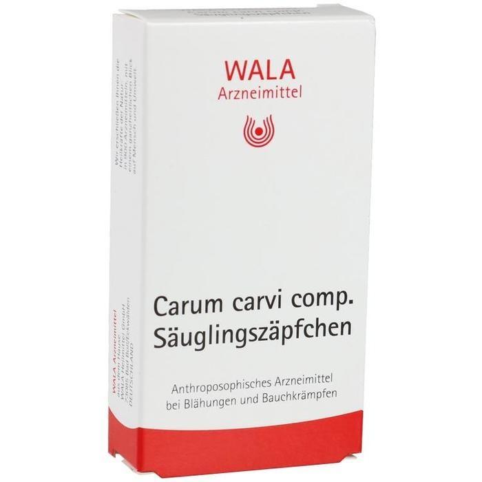 CARUM CARVI comp.Säuglingszäpfchen
