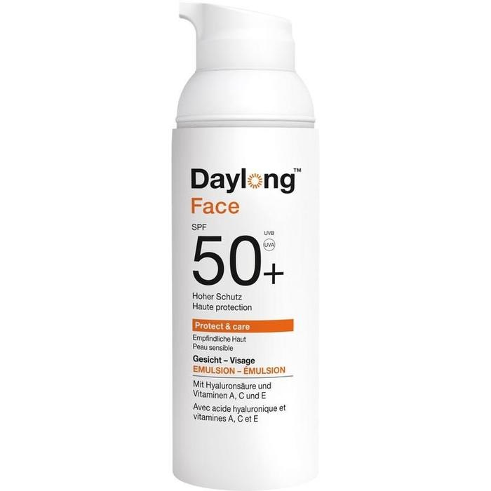 DAYLONG Protect & Care Face SPF 50+ Lotion