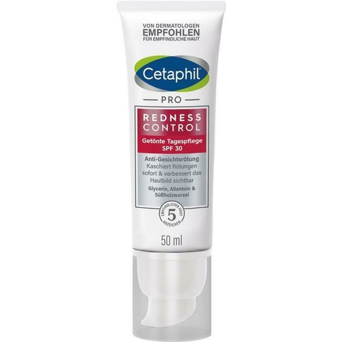 CETAPHIL Redness Control getönte Tagespflege SPF30