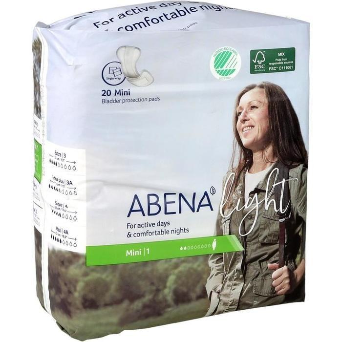 ABENA Light Einlagen mini 1