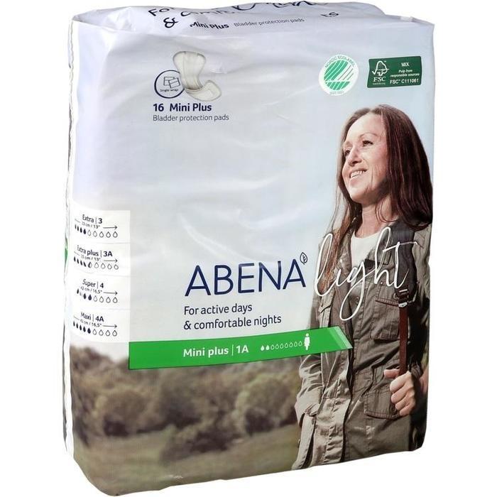 ABENA Light Einlagen mini plus 1A