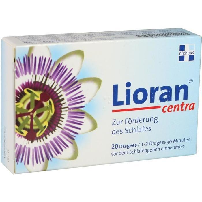 LIORAN centra überzogene Tabletten