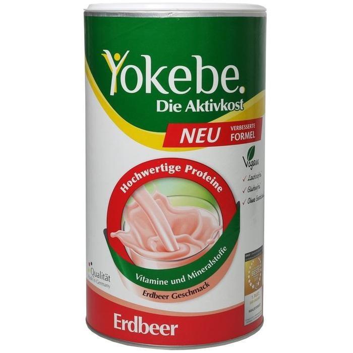YOKEBE Erdbeer Pulver NF