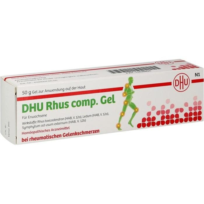 RHUS COMP.Gel DHU