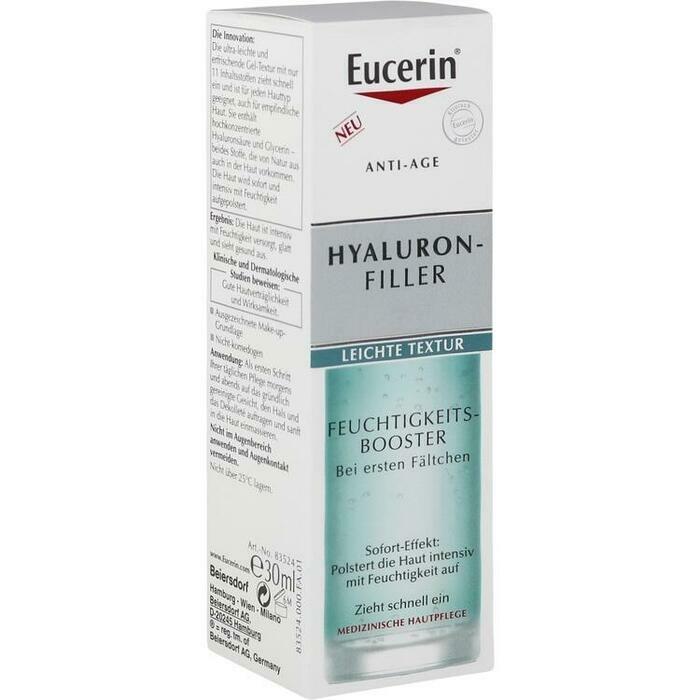 EUCERIN Anti-Age HYALURON-FILLER Feuchtigk.Booster