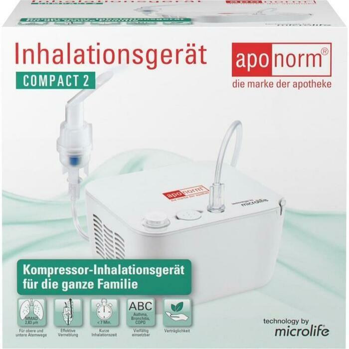 APONORM Inhalationsgerät Compact 2