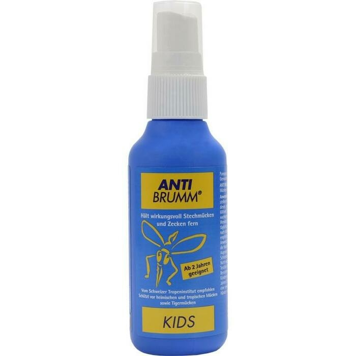 ANTI-BRUMM Kids Pumpspray
