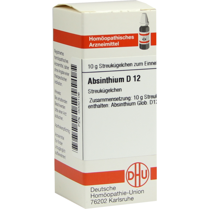 ABSINTHIUM D 12 Globuli