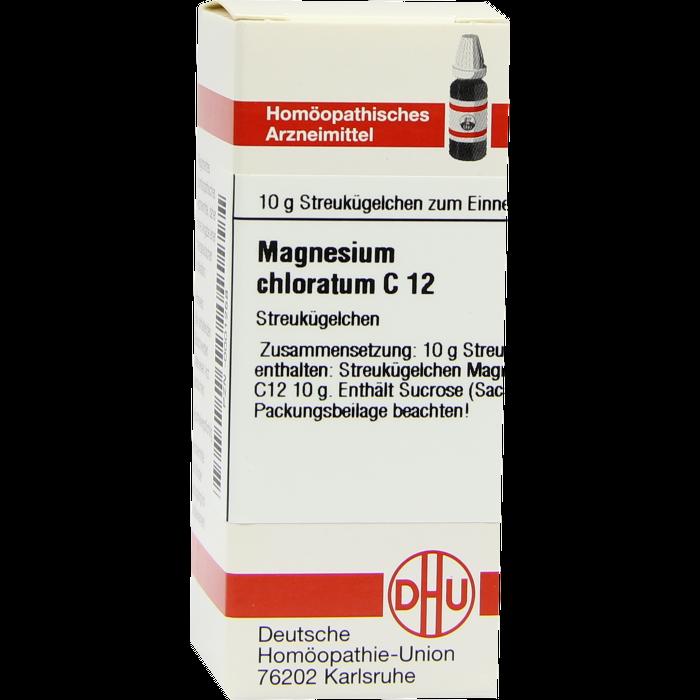 MAGNESIUM CHLORATUM C 12 Globuli
