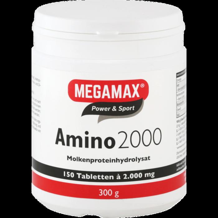AMINO 2000 Megamax Tabletten