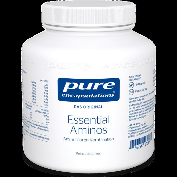 PURE ENCAPSULATIONS Essential Aminos Kapseln