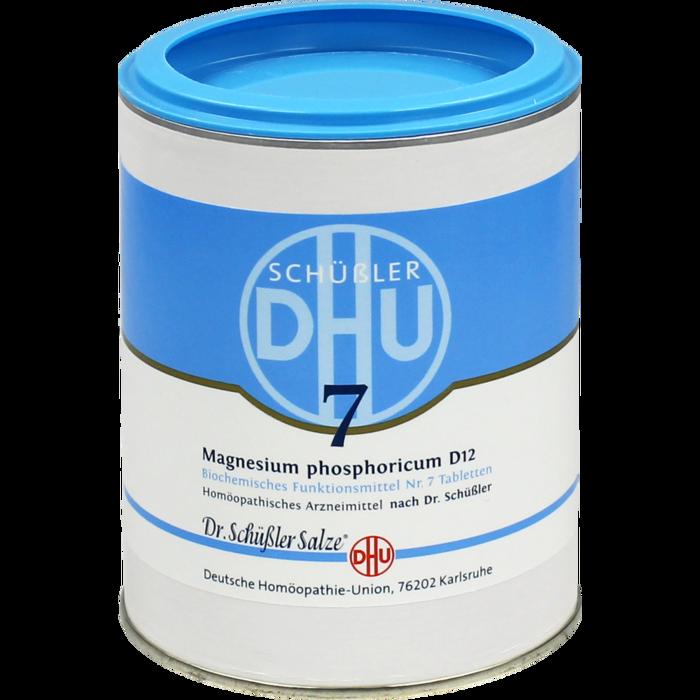 BIOCHEMIE DHU 7 Magnesium phosphoricum D 12 Tabl.