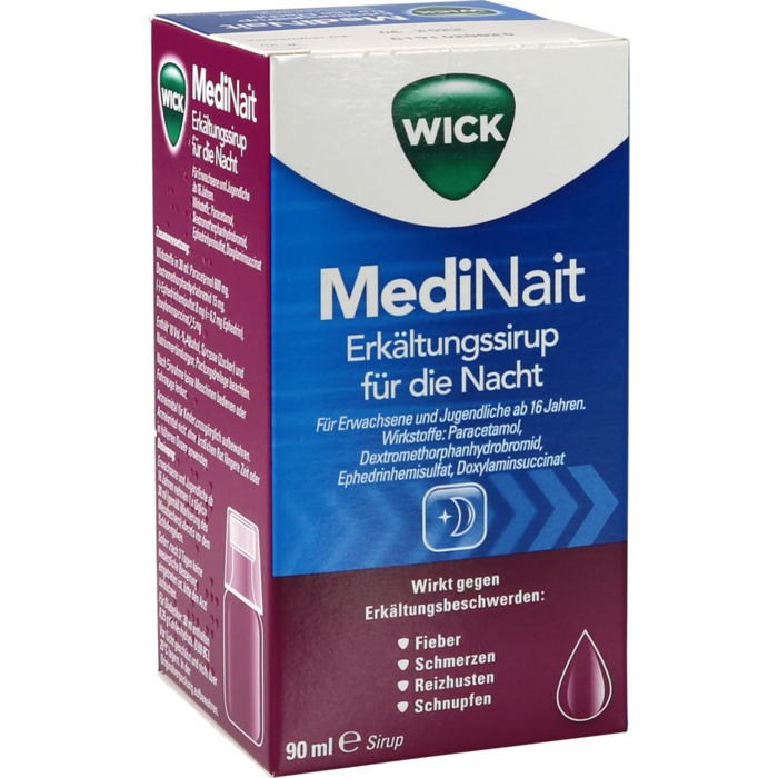 Wick Medinait Asthma