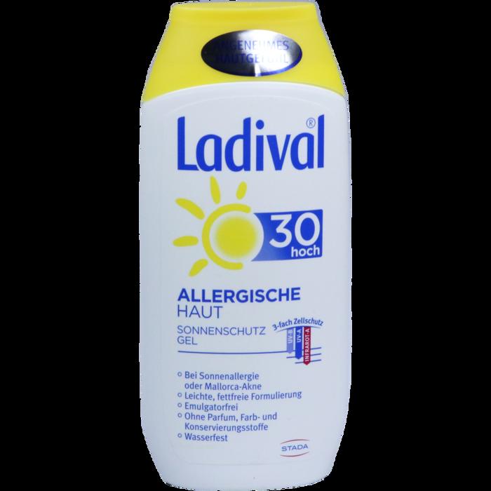 LADIVAL allergische Haut Gel LSF 30